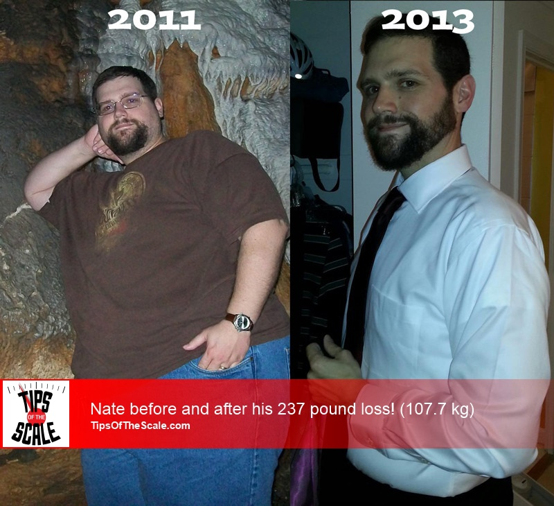 Nate East on Weight-Loss Surgery and How to Win By Default