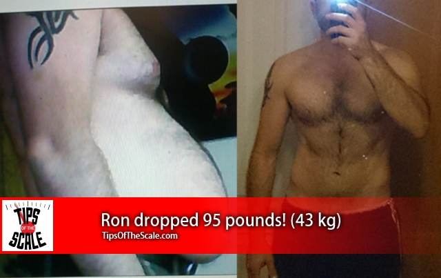 Ron Before & After Photo