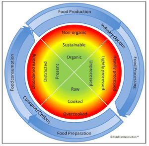 Circle of Integrated Nutrition (adapted by CanFitPro)
