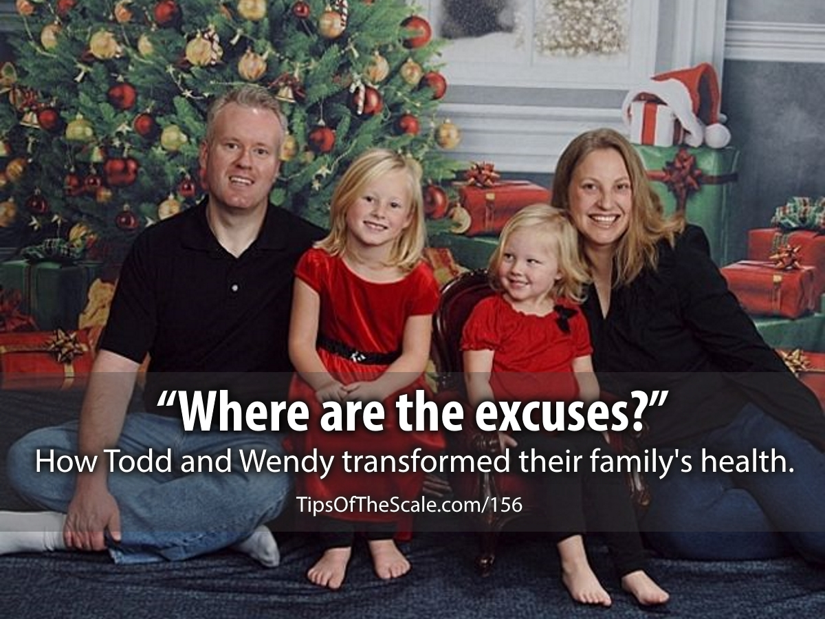 Todd and Wendy Jamison Weight Loss
